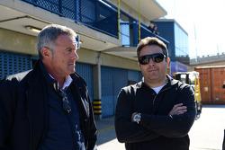 Marcello Lotti, WTCC General Manager and Slaviero