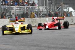 David Ostella, Team Moore Racing and Alon Day, Belardi Auto Racing