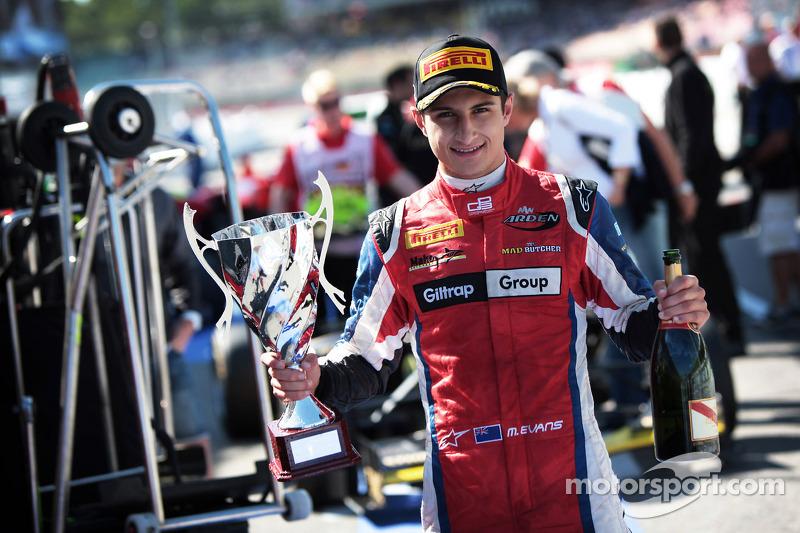 Champion 2012 : Mitch Evans