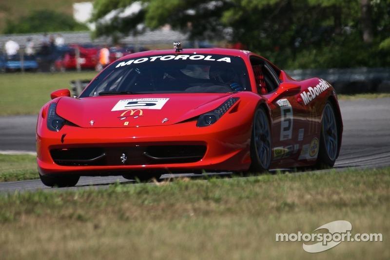 #5 Ferrari of Atlanta 458CS: Jim Booth