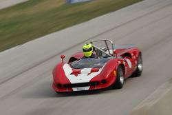 #7 1967 Lola T70 Spyder : Robert Blain