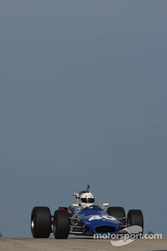 #40  1969 Brabham BT29: Robert Bodin