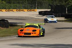 #04 1999 Marcos Mantis: Keith Conroy #159 1974 Porsche 911 RSR: Michael Ketten