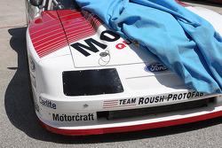 #65 1985 Ford Mustang: Craig Olson