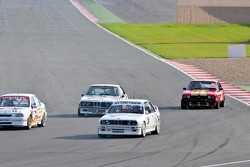Touring car action