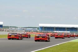 The Red Sea - Ferrari F40 25th Anniversary