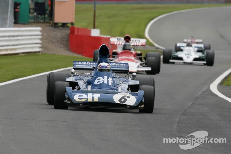 John Delane - Tyrrell 006