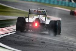 Kamui Kobayashi, Sauber in de regen