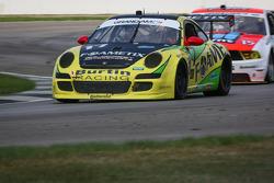 #17 Burtin Racing with Goldcrest Motorsports Porsche GT3 Foametix: Claudio Burtin, Martin Ragginger