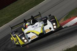 #8 Merchant Services Racing Oreca FLM09 Chevrolet: Kyle Marcelli, Antonio Downs,