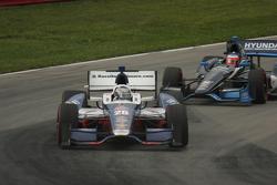 Marco Andretti, Andretti Autosport Chevrolet Rubens Barrichello, KV Racing Technology Chevrolet