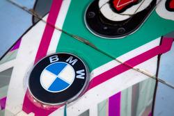 #0 GSR&Studie with Team Ukyo BMW Z4 GT3 car detail