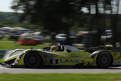 #8 Merchant Services Racing Oreca FLM09 Chevrolet: Kyle Marcelli, James French, Chapman Ducote