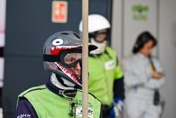Krohn Racing Mechanic