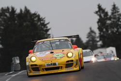#45 Timbuli Racing Porsche 911 GT3 R 997: Marc Hennerici, Tom Coronel