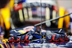 Racing gloves of Sebastian Vettel, Red Bull Racing