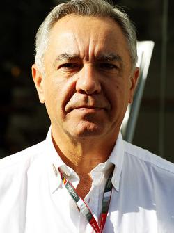 Eliseo Salazar, FIA Steward