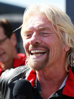 Sir Richard Branson, Virgin Group Owner