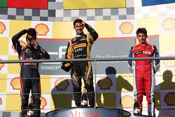 2nd place Antonio Felix Da Costa