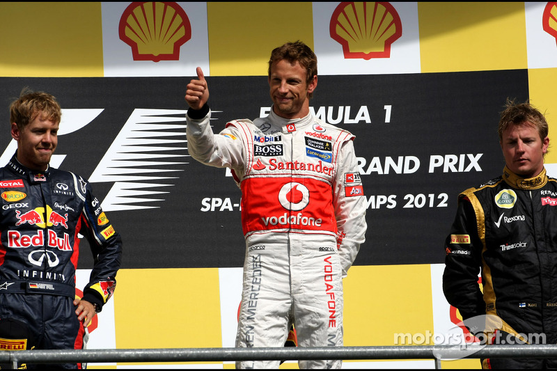2012: Jenson Button