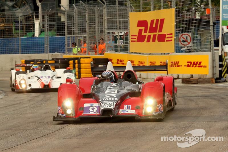 #9 RSR Racing: Bruno Junqueira, Tomy Drissi