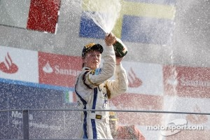 Podium: second place Johnny Cecotto