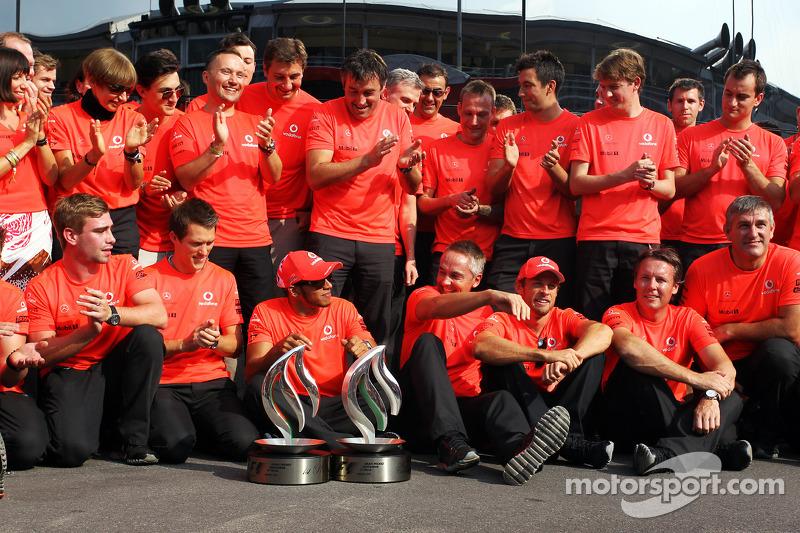 20-Gran Premio de Italia 2012, McLaren