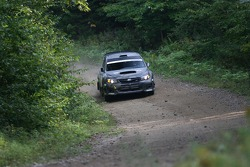 Steeve Hobbs and Jean-Mathieu Tremblay, Subaru WRX Sti
