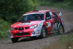Max Riddle and Aaron Neumann, Subaru WRX Sti