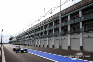Magny Cours International Circuit, France