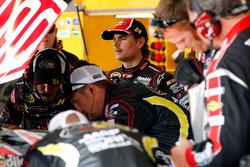 Trouble for Jeff Gordon, Hendrick Motorsports Chevrolet