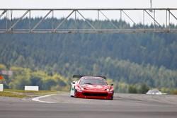 #50 AF Corse Ferrari 458 Italia: Jack Gerber, Marco Cioci, Enzo Ide