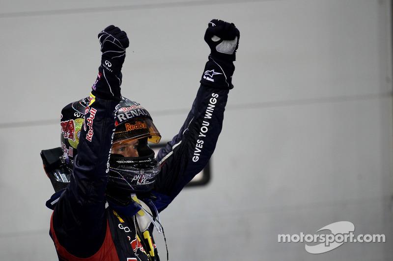 2012 - Себастьян Феттель, Red Bull