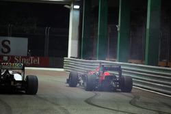 Timo Glock, Marussia F1 Team gaat breed