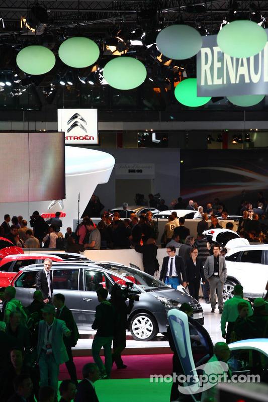 2012 mondial de l'automobile sfeerbeeld