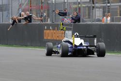 Tom Blomqvist takes third