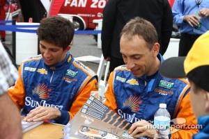 Ricky Taylor, Max Angelelli - SunTrust Racing