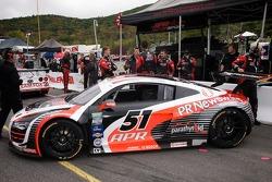 #51 APR Tuned, Motul, Parathyroid.com, PRNewswire, South African Airways APR Motorsport LTD UK Audi