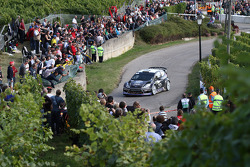 Ott Tanak y Kuldar Sikk, Ford Fiesta RS WRC, M-Sport Ford World Rally Team