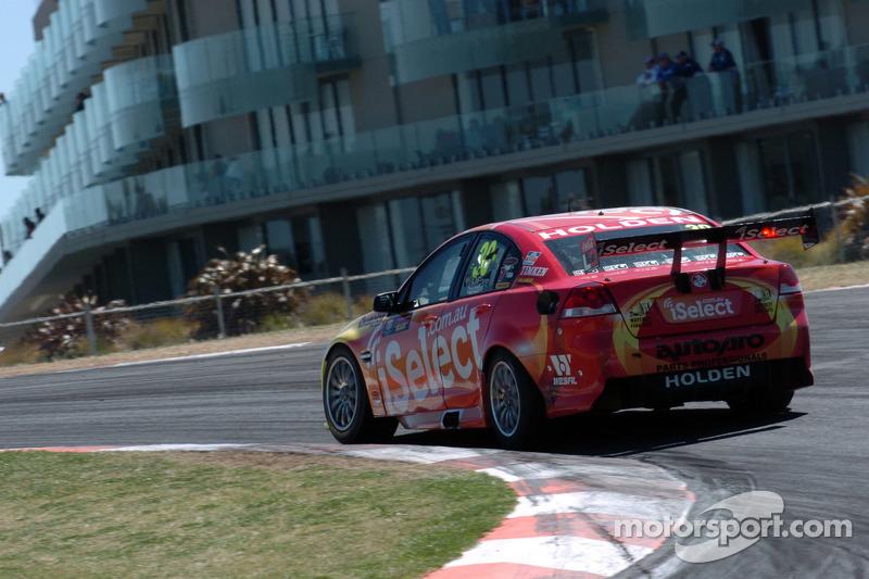 Taz Douglas, iSelect Racing