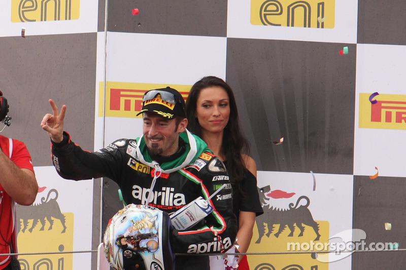 Max Biaggi crowned 2012 champion