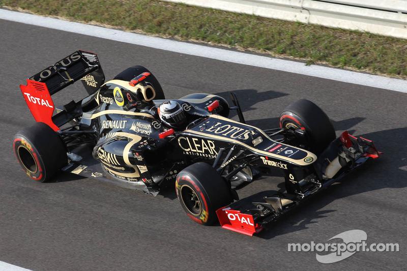 Kimi Raikkonen fue el más rápido