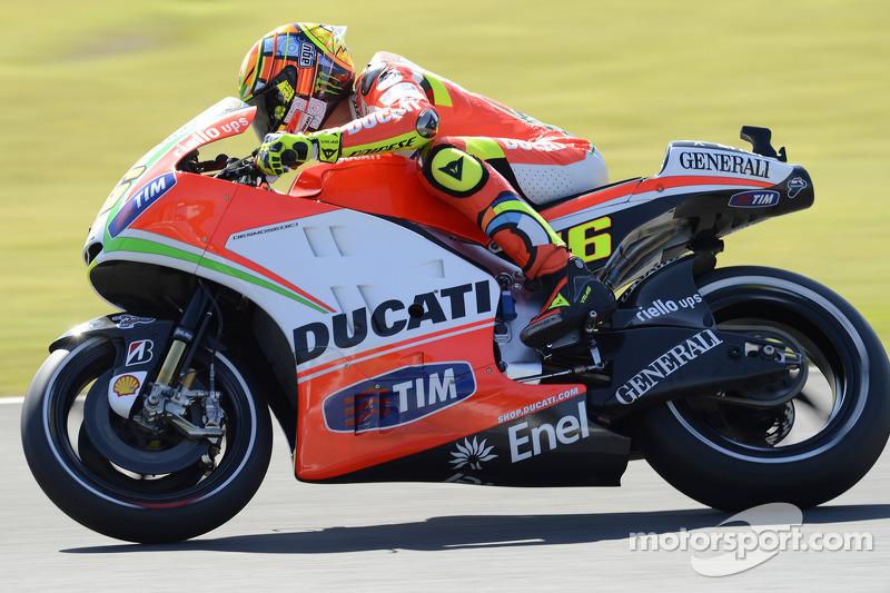 2012: Ducati Desmosedici GP12