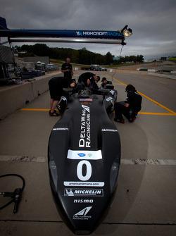 #0 Nissan Delta Wing Delta Wing Project 56 Nissan: Lucas Ordonez, Gunnar Jeannette