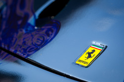 New paint scheme on the Extreme Speed Motorsports Ferrari F458 Italia