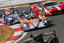 #24 Oak Racing Morgan Nissan: Jacques Nicolet, Matthieu Lahaye, Olivier Pla