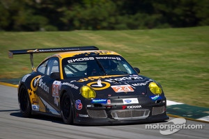 #24 Competition Motorsports Porsche 911 GT3 Cup: Andrew Davis, Michael Avenatti, David Calvert-Jones