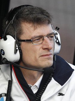 Chris Dyer, New BMW Chief Engineer