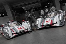 Audi e-tron quattro pair