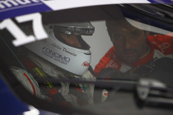Sébastien Loeb and Gilles Vannelet